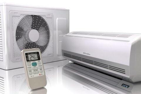 Klimatyzatory pojedyncze - typu Split