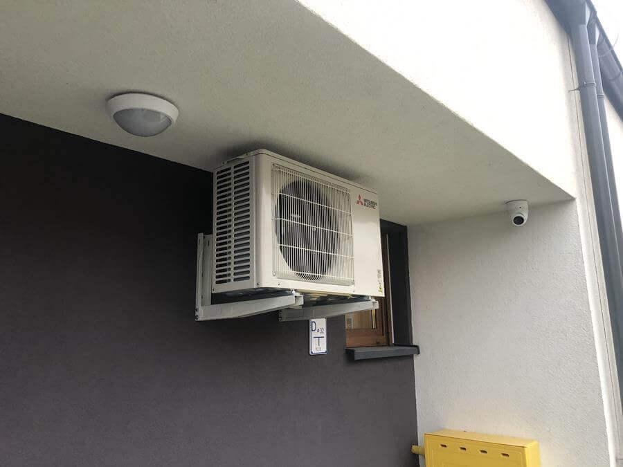 Instalacja klimatyzacji Mitsubishi Electric