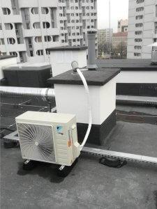 Jednostka zewnętrzna klimatyzacji DAIKIN