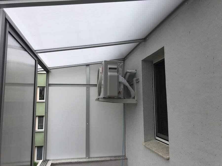 Klimatyzacja LG jednostka zewnętrzna