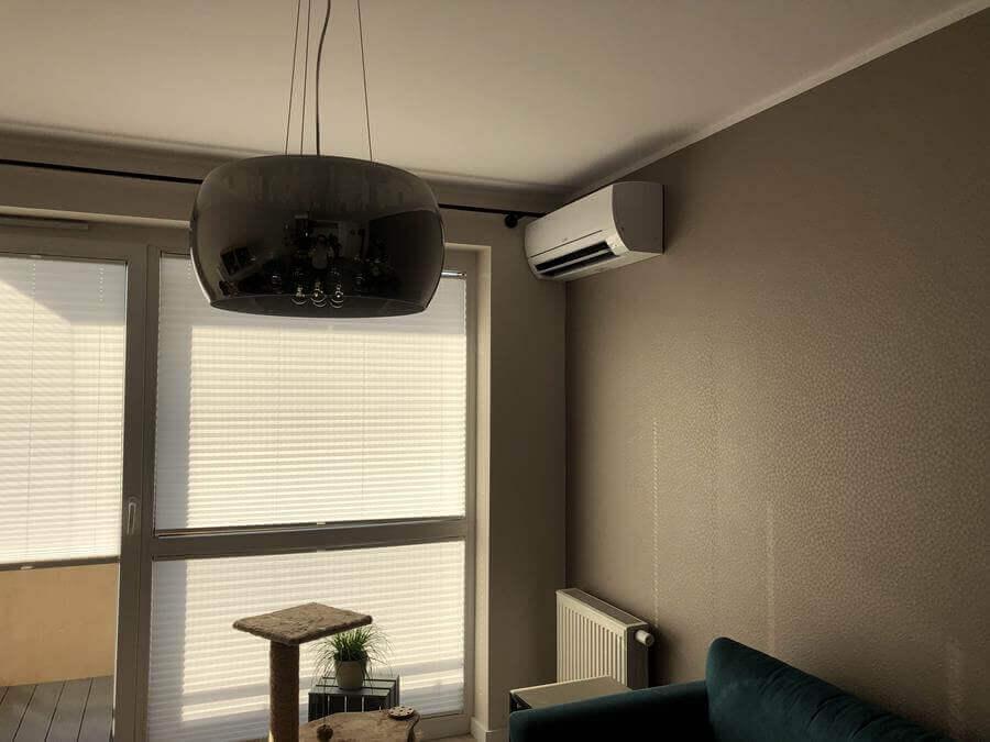Montaż klimatyzacji w mieszkaniu