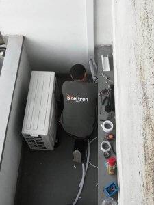 Montaż klimatyzatora zewnętrznego