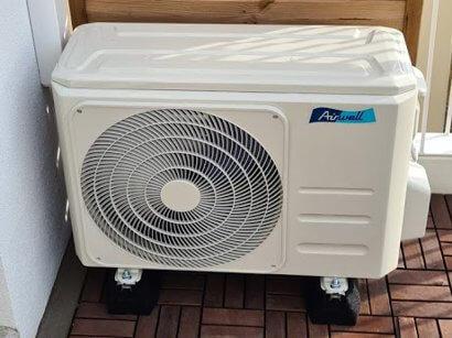Airwell montaż klimatyzacji 1