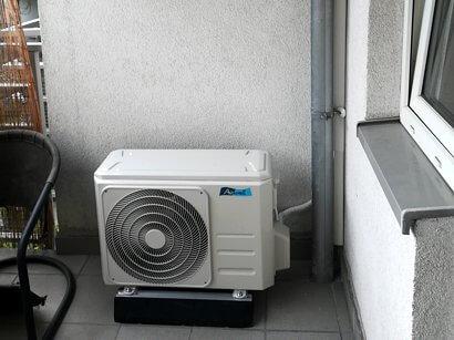 Airwell montaż klimatyzacji 3