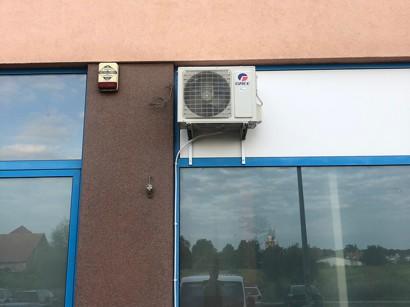 Gree montaż klimatyzacji 2