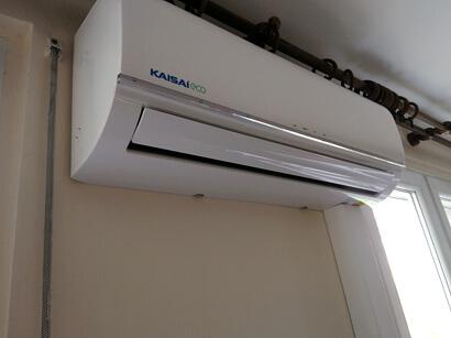 Kaisai montaż klimatyzacji 1