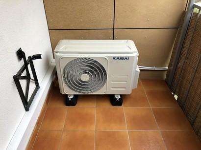Kaisai montaż klimatyzacji 2