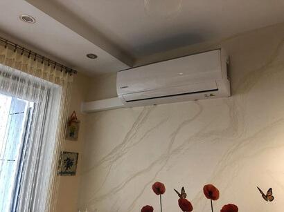 Kaisai montaż klimatyzacji 3