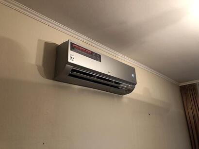 LG montaż klimatyzacji 1
