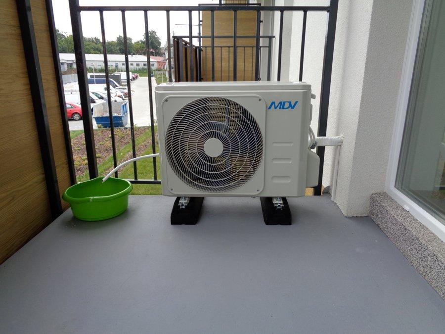 Klimatyzacja MDV