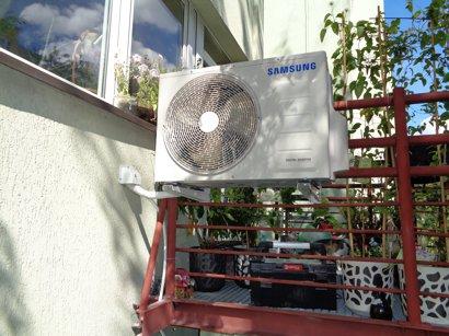 Samsung montaż klimatyzacji 3