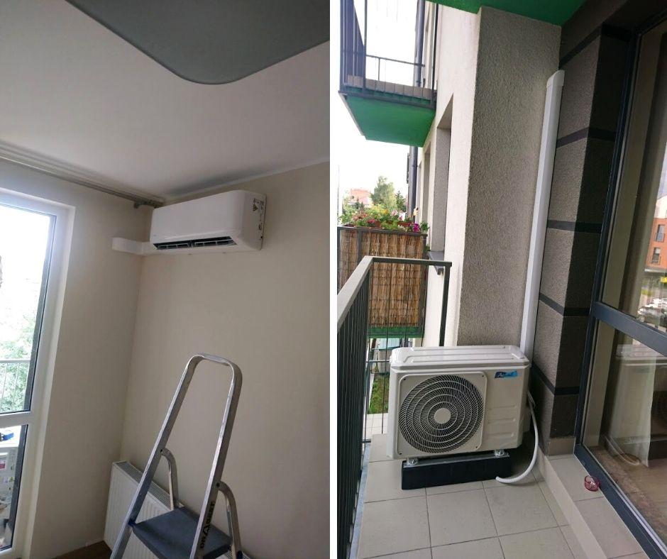 Opinia montaż klimatyzacji Wrocław 2