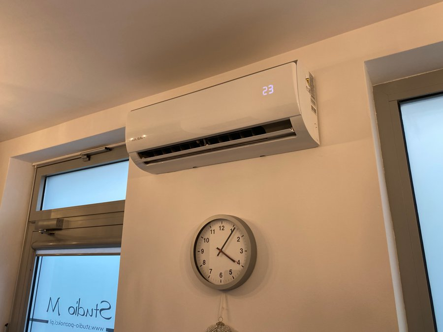 Klimatyzacja Kaisai